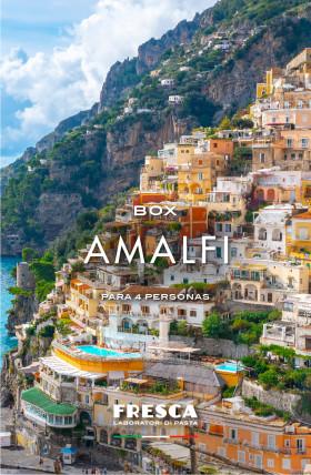 Box Amalfi 4 personas