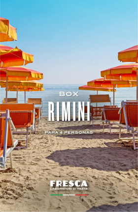 Box Rimini 4 personas