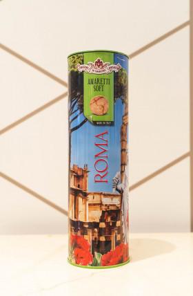 Amaretti soft italian tin...