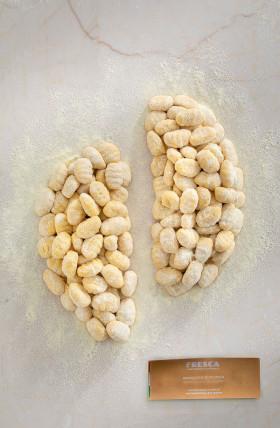 Gnocchi di Zucca (con Jugo...