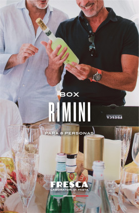 Box Rimini 8 personas