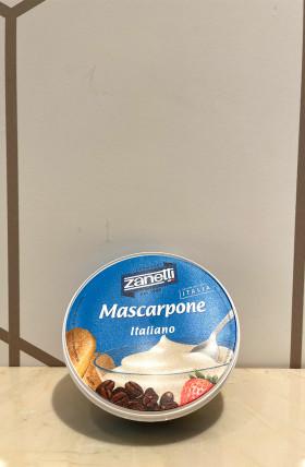 Queso Mascarpone Zanetti 250g