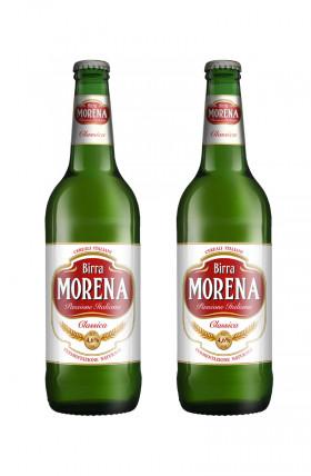 Birra Morena Classica Pack x 2