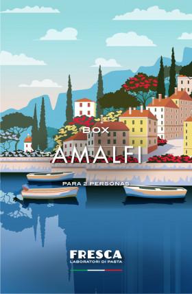 Box Amalfi 2 personas