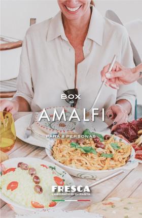 Box Amalfi 8 personas