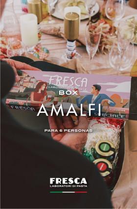 Box Amalfi 6 personas